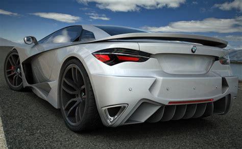 bmw supercar concept bmw 250tti supercar concept study by designer emil