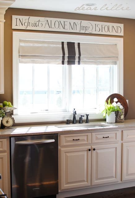 curtains for kitchen window above sink window treatment over the sink kitchen curtains also love