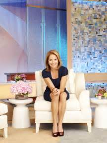 Katie couric s talk show sets first guests deadline