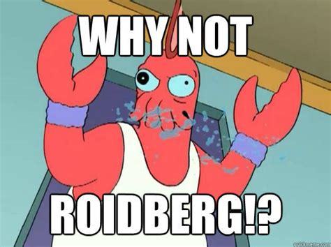 Why Not Meme - futurama zoidberg why not zoidberg know your meme