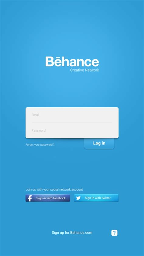 behance login best 25 login page ideas on pinterest login website