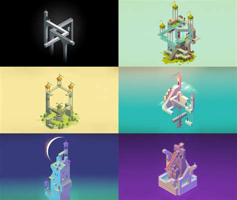4k wallpaper zip file download monument valley unofficial wallpapers 4k by shellten30