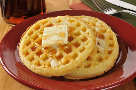 Richy Egg Butter Waffle classic waffle recipe with 13 variations savory experiments