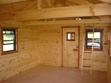 trophy amish cabins llc 12 x 26