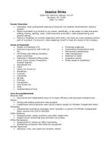 Resume Sle For Barista With No Experience Resume Barista Resume Tips And Description Exles Resume Template Bartender Resume