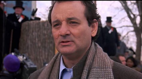 groundhog day how many days did it last bill murray winter weather prediction groundhog day