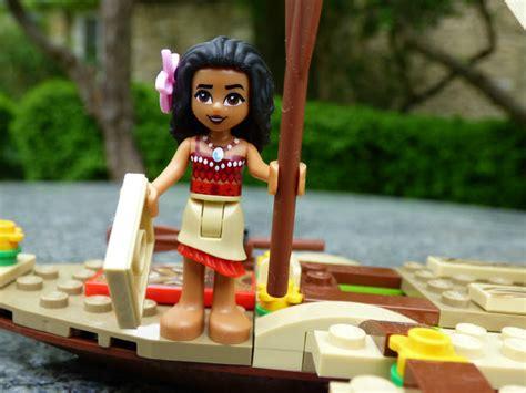 Lego Petualangan Moana 3 chez maximka lego disney moana s voyage
