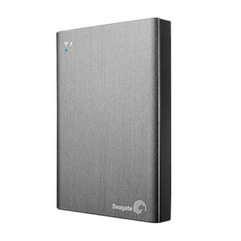Hdd Seagate Ekternal Wireless Plus 1tb Wifi wireless plus mobile storage to your media seagate