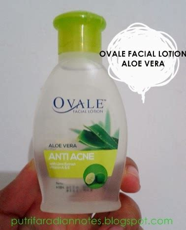 Toner Ovale topic review 11 ovale lotion aloe vera
