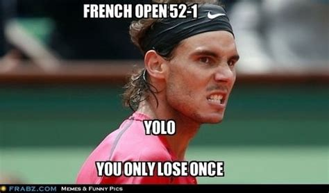 Funny Pictures Of Memes - funny tennis memes