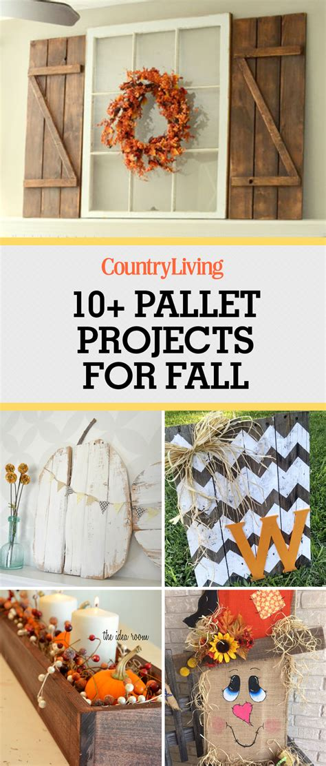 diy projects for fall fall pallet projects crafts for fall using wood pallets