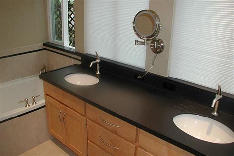 bathroom countertops top surface materials bathroom countertops liberty home solutions llc