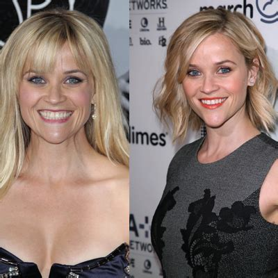 drastic hairstyle changes before and after photos drastic celebrity hair makeovers before and after the