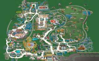 busch gardens florida map busch gardens ta bay air canada vacations