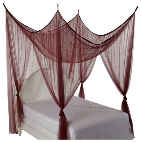 bed canopys 25 best ideas about 4 post bed on canopy