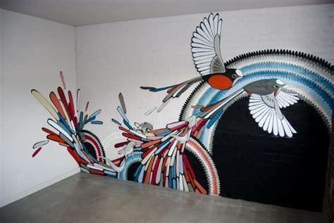 modern mural this would make a beautiful wall modern birds wall murals