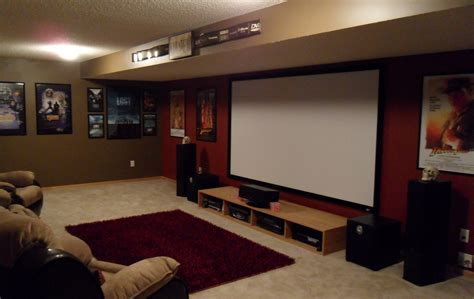 blubrowns home theater gallery blubrowns basement ht