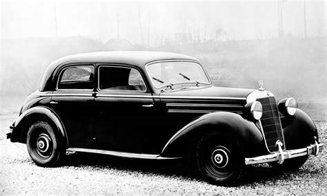 emercedesbenz feature mercedes 136 and 191 series