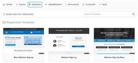 Everwebinar Clickfunnels The Perfect Auto Webinar Funnel Free Webinar Templates