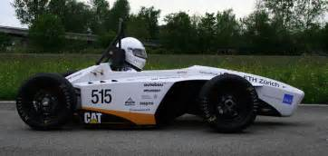 Electric Vehicles In Furka The Fastest Electric Race Car Prototype In The