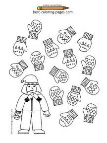 8 best images of free printable winter worksheets for kids
