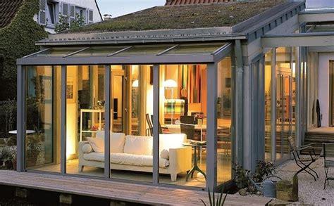 foto verande chiuse progettazione e costo verande in legno alluminio e vetro