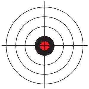 printable precision targets dnr shooting ranges