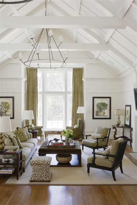 cottage and vine decorating ideas for high ceilings
