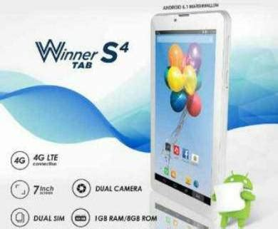 Tablet Evercross Winner Tab S3 tablet 1 jutaan sinyal 4g ram 1gb evercoss winner tab s4 u70 terbaru 2018 info gadget terbaru