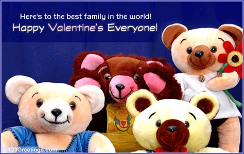happy valentines day family images happy s day free family ecards greeting cards