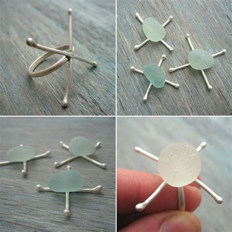 sea glass jewelry how to make 25 best ideas about sea glass jewelry on sea