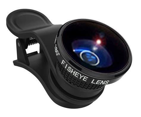 Lensa Cembung Smartphone trik menggunakan lensa fisheye galeri update