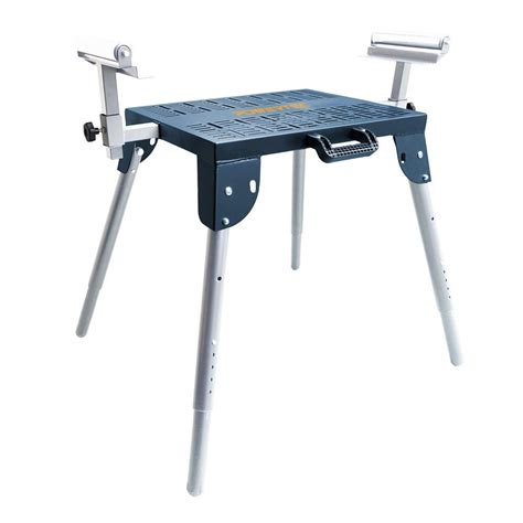 portable work table home depot rockwell jawhorse sheetmaster rk9002 the home depot