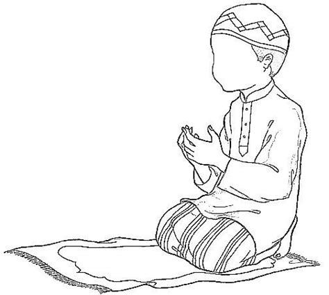 Free Coloring Pages Of Muslim Mosque Muslim Coloring Pages Printable