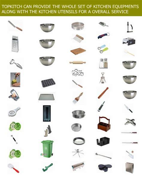 kitchen tools names home design