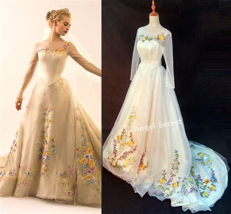Wedding Dress Costume by P305 Costume Cinderella 2015 Ivory Gown Wedding