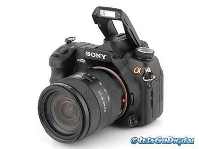 Kamera Dslr Sony A700 sony alpha 700 dijital kamera 箘ncelemeleri yap箟