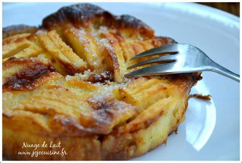 recette cuisine weight watcher quiche sans p 226 te aux pommes et carambar la recette