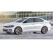 Volkswagen Virtus  Vento Replacement Rendered