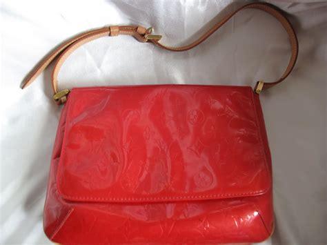 preloved leather satchel bag barang preloved lv reade handbag 340