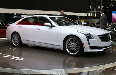cadillac ct concept  news update