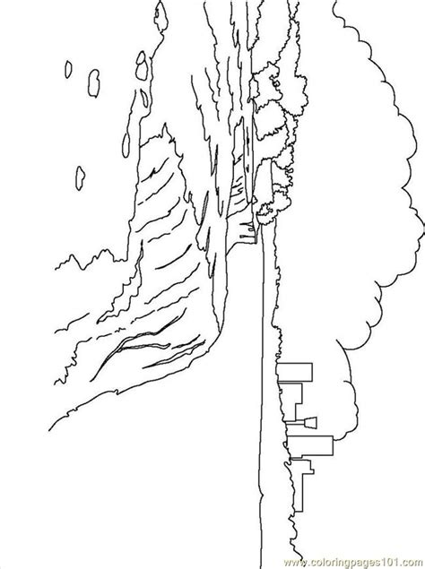 Niagara Falls Coloring Page Diannedonnelly Com Niagara Falls Coloring Page