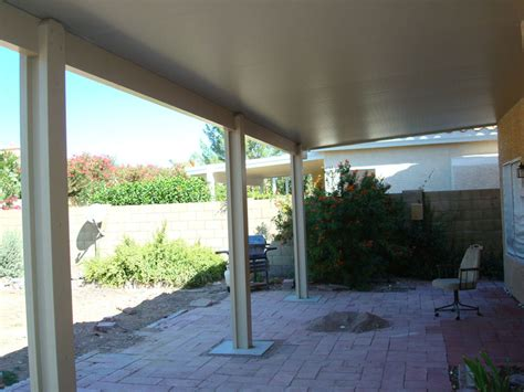 Patio Roof Covers Az Enclosures And Sunrooms Patio Aluminum Roof