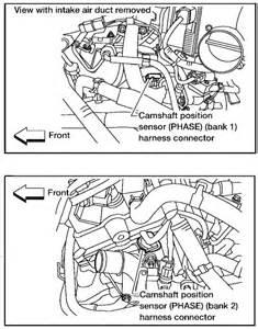 2004 Nissan Maxima Camshaft Position Sensor 2004 Maxima Camshaft Diagram 2004 Free Engine Image For