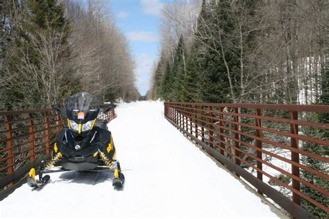 Snowmobile Rental Door County by Langlade County Snowmobile Trails Information Travel