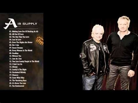 air supply you near me cover by bryan puppjlo air supply greatest hits playlist best songs of air