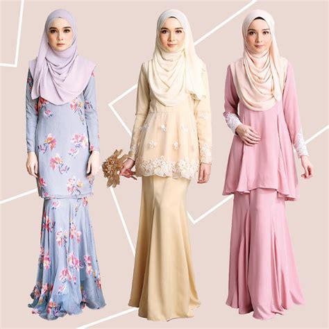 Baju Raya Jaman Dulu fesyen baju raya 2017 is cinta