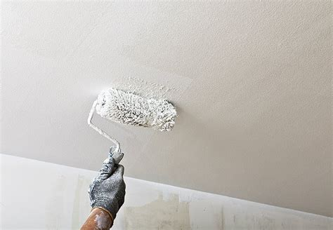 Popcorn Ceiling Paint Roller by Popcorn Ceilings All You Need To Bob Vila