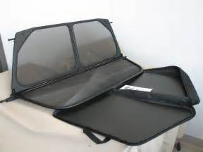 oem bmw 1 series convertible wind deflector