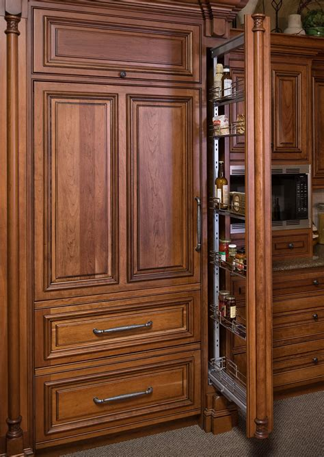 slim kitchen pantry cabinet furniture slim pantry cabinet ideas in your